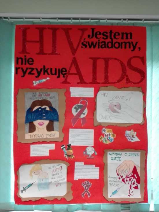 1 Grudnia światowy Dzień Walki Z Aids Jedynka